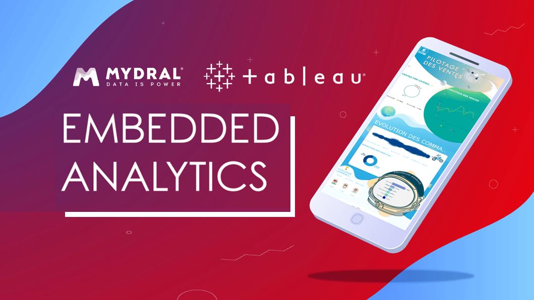 Qu'est-ce que l'Embedded Analytics