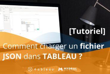 JSON Tableau Software