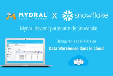 Mydral partenaire de Snowflake