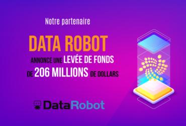 Levée de fonds DataRobot