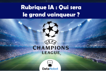 Champions league DataRobot
