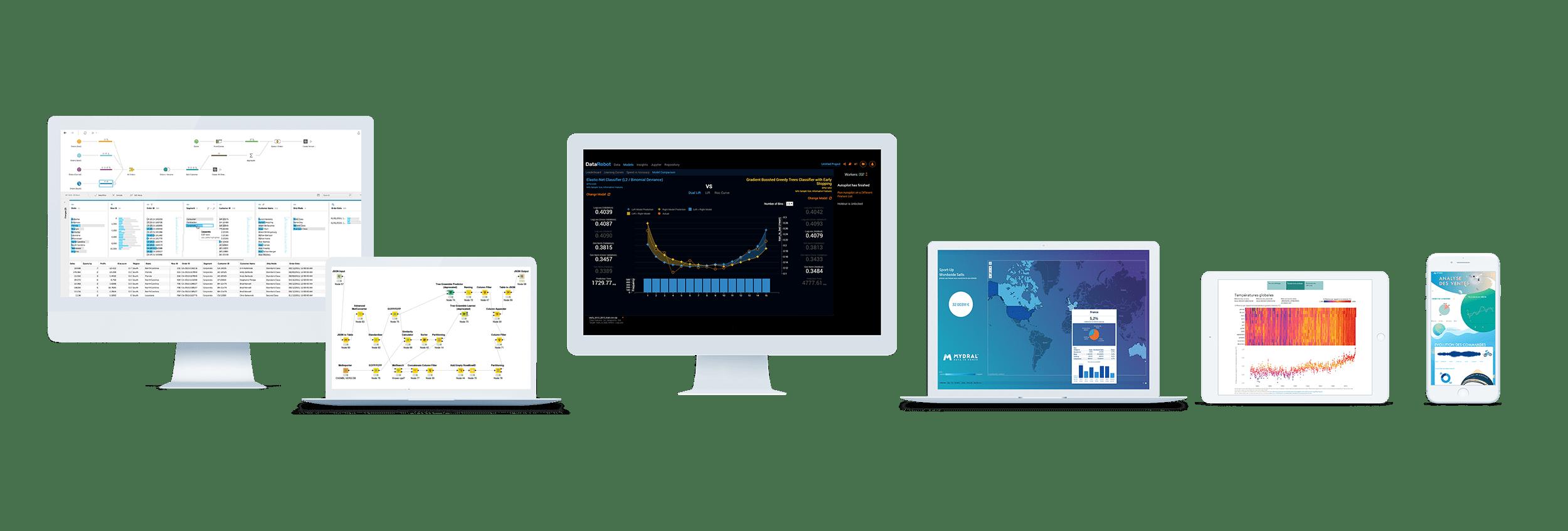 Mydral big data