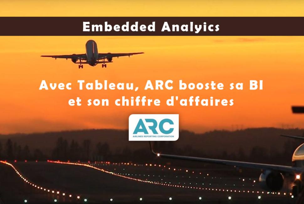 Arc Embedded Analytics Tableau