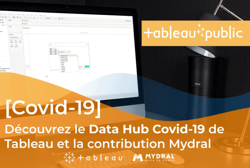 Data Hub Tableau Covid-19