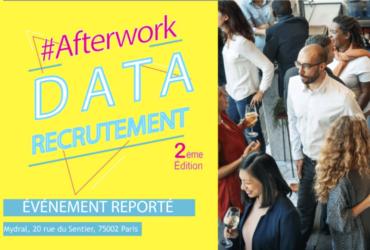 Afterwork Data Recrutement