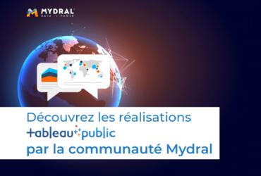 Mydral Tableau Public
