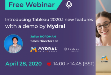 Tableau new features 2020.1