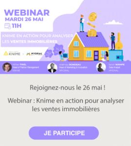 Webinar Knime ventes immobilières