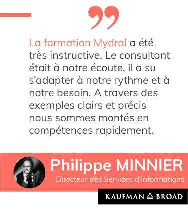 Philippe Minier Data Academy