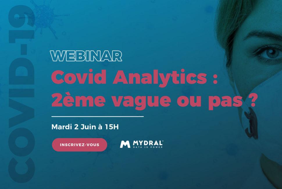 Covid Analytics : 2eme vague ou pas ?