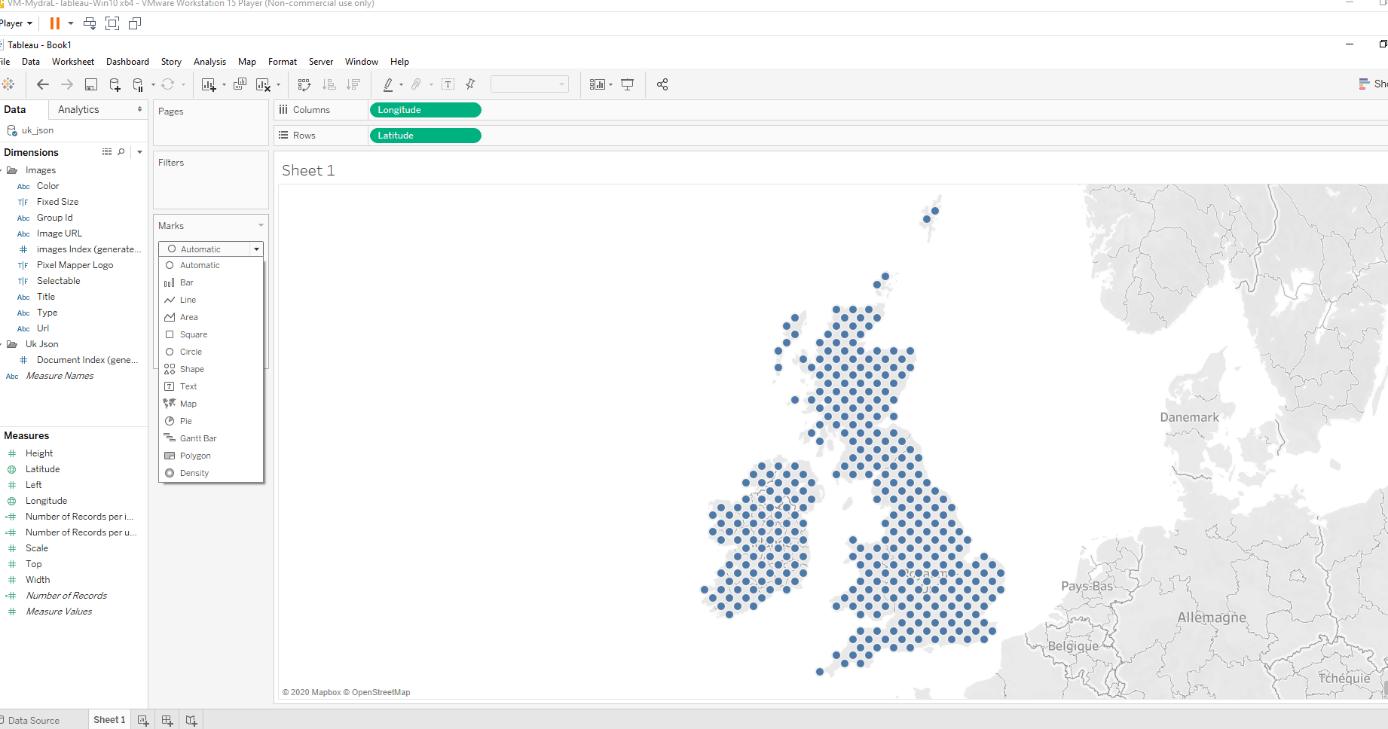 Créer une hex map