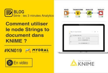 Strings to document KNIME