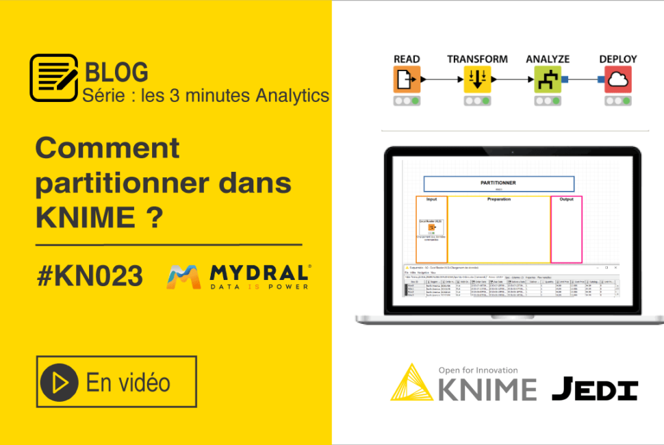 Partitionner KNIME