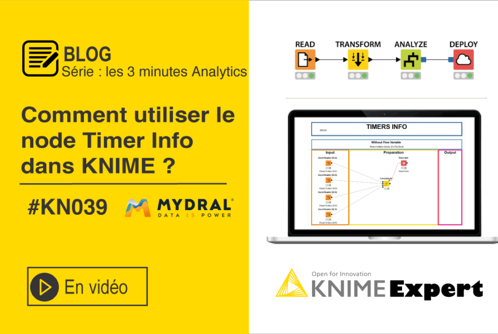 Timer info KNIME