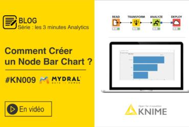 Node Bar chart KNIME