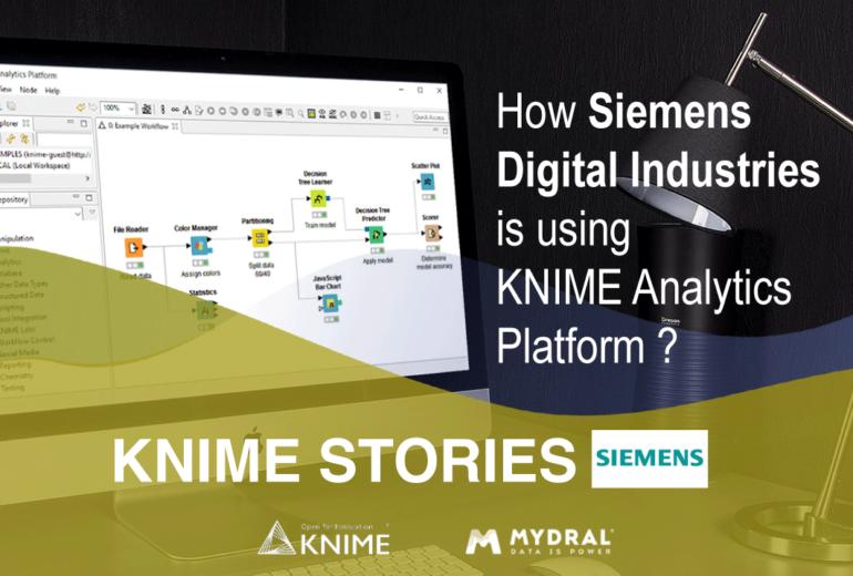 Knime customer stories Siemens