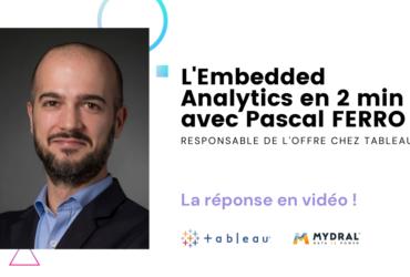 Embedded Analytics Tableau