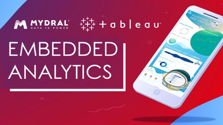 Qu'est-ce que l'Embedded Analytics?