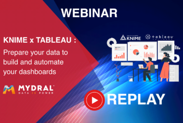 Replay webinar KNIME & TABLEAU