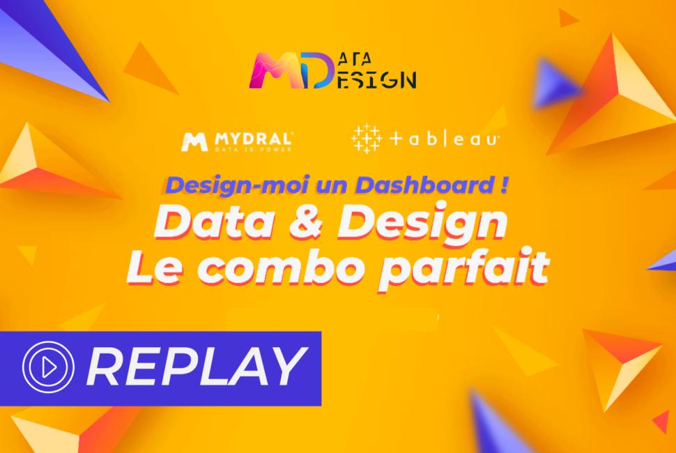 Replay webinar data design