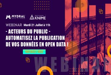 publication données Open data