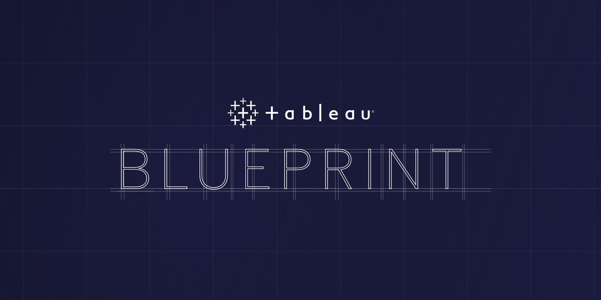 Tableau-Blueprint