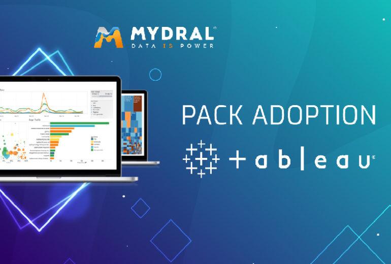 Pack adoption Tableau
