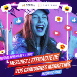 Mesurez l'efficacité de vos campagnes marketing !