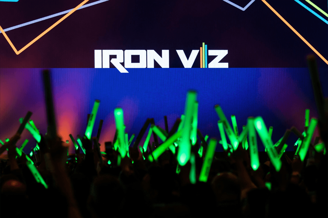 Iron Viz