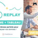 Replay webinar KNIME et TABLEAU