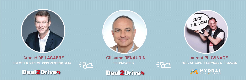 Webinar Deal2Drive et Mydral