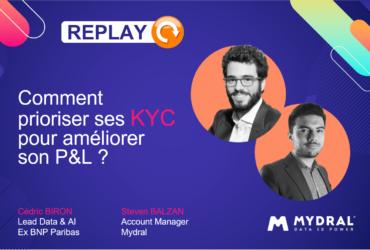 replay webinar KYC Banque