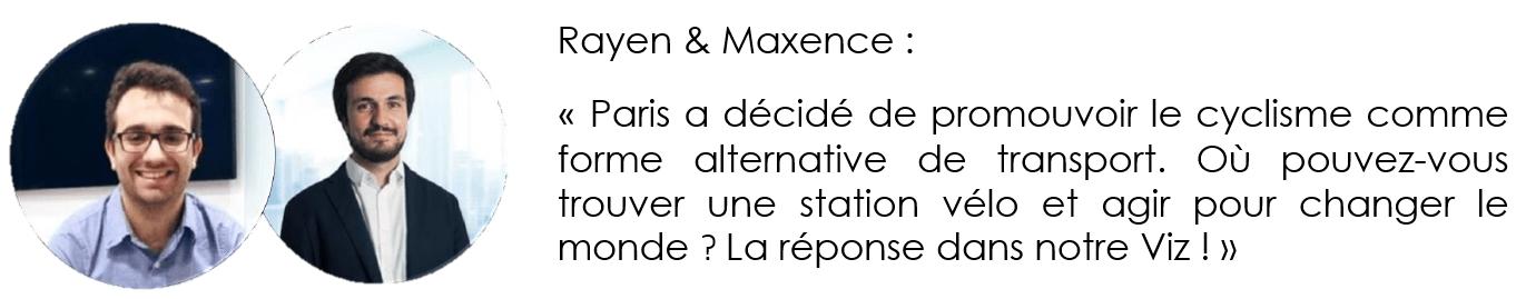 Rayen Maxence VizBien