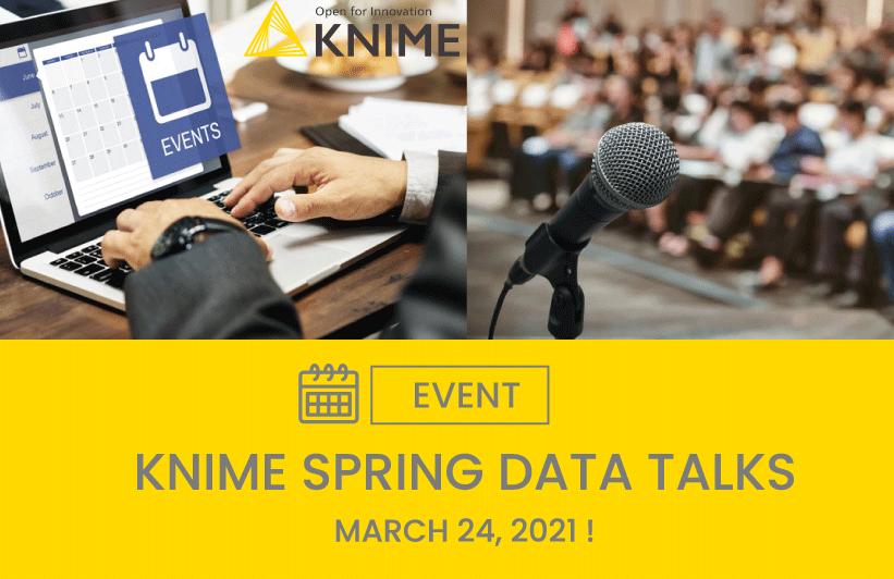 KNIME Data Talks