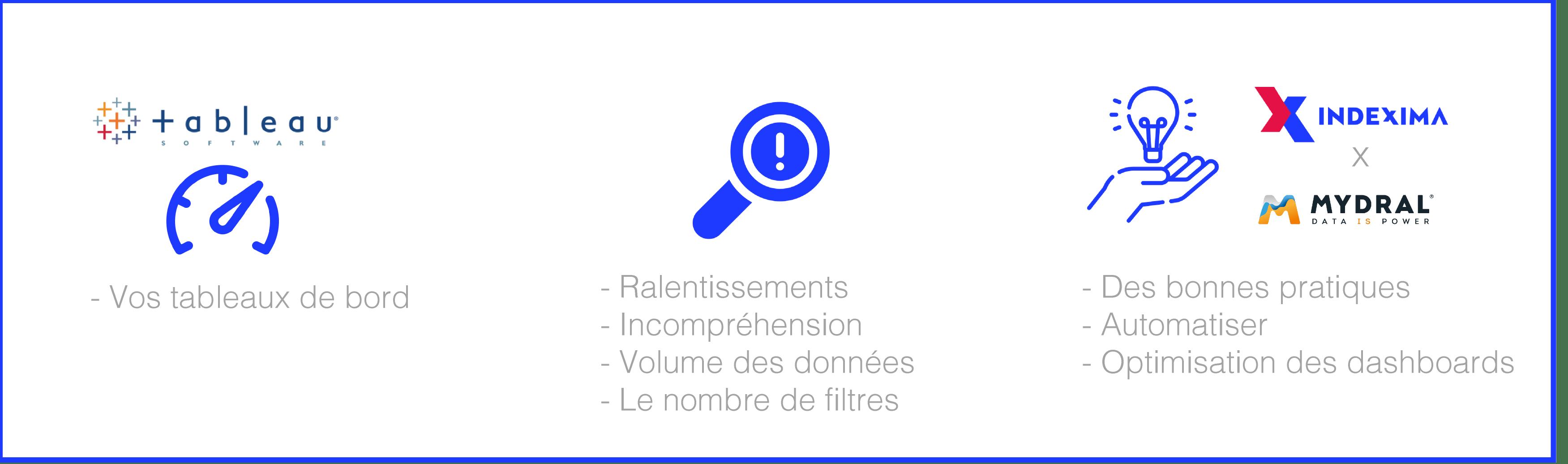 Performance Tableau Indexima