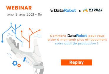 Comment DataRobot peut vous aider à maintenir votre outil de production