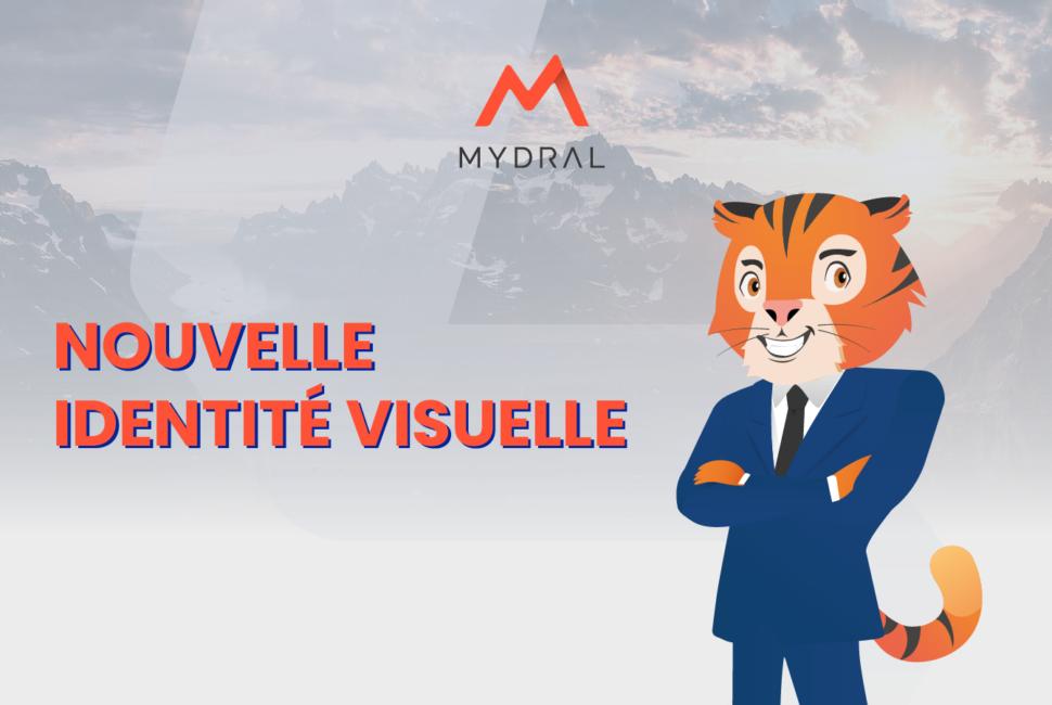 Nouvelle Identité visuelle Mydral