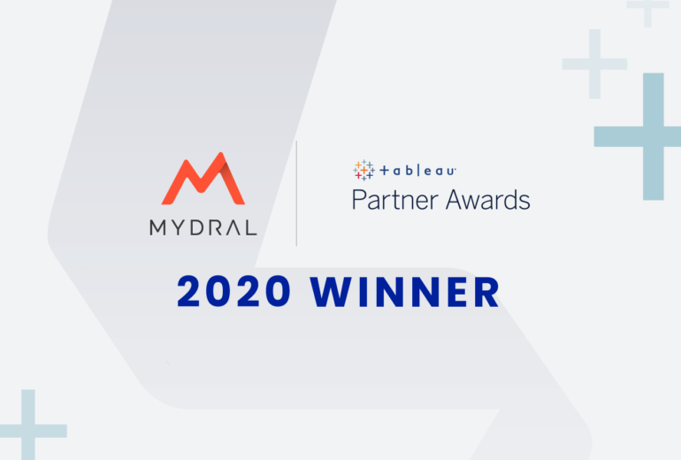Mydral, Tableau partenaire France de l'année 2020 !