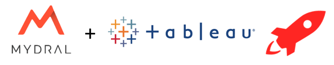 Mydral et Tableau Partner of the year