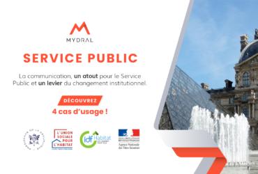 Service public cas usage
