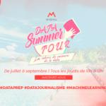 Data Summer Tour