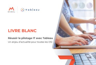 Livre Blanc Pilotage IT Tableau