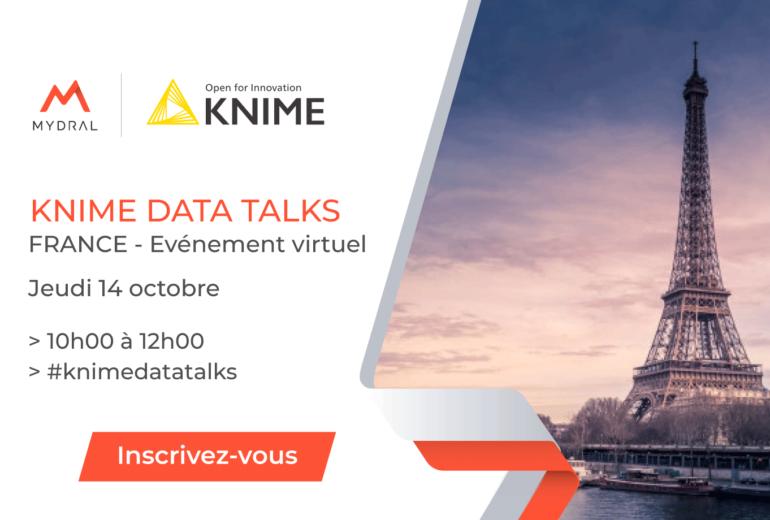 KNIME data Talks France